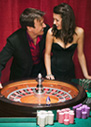 Roulette at a Fun Money Casino Party
